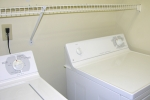 Mark VI Laundry Room with Washer and Dryer