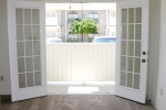 Mark VI Balcony or Patio with French Doors